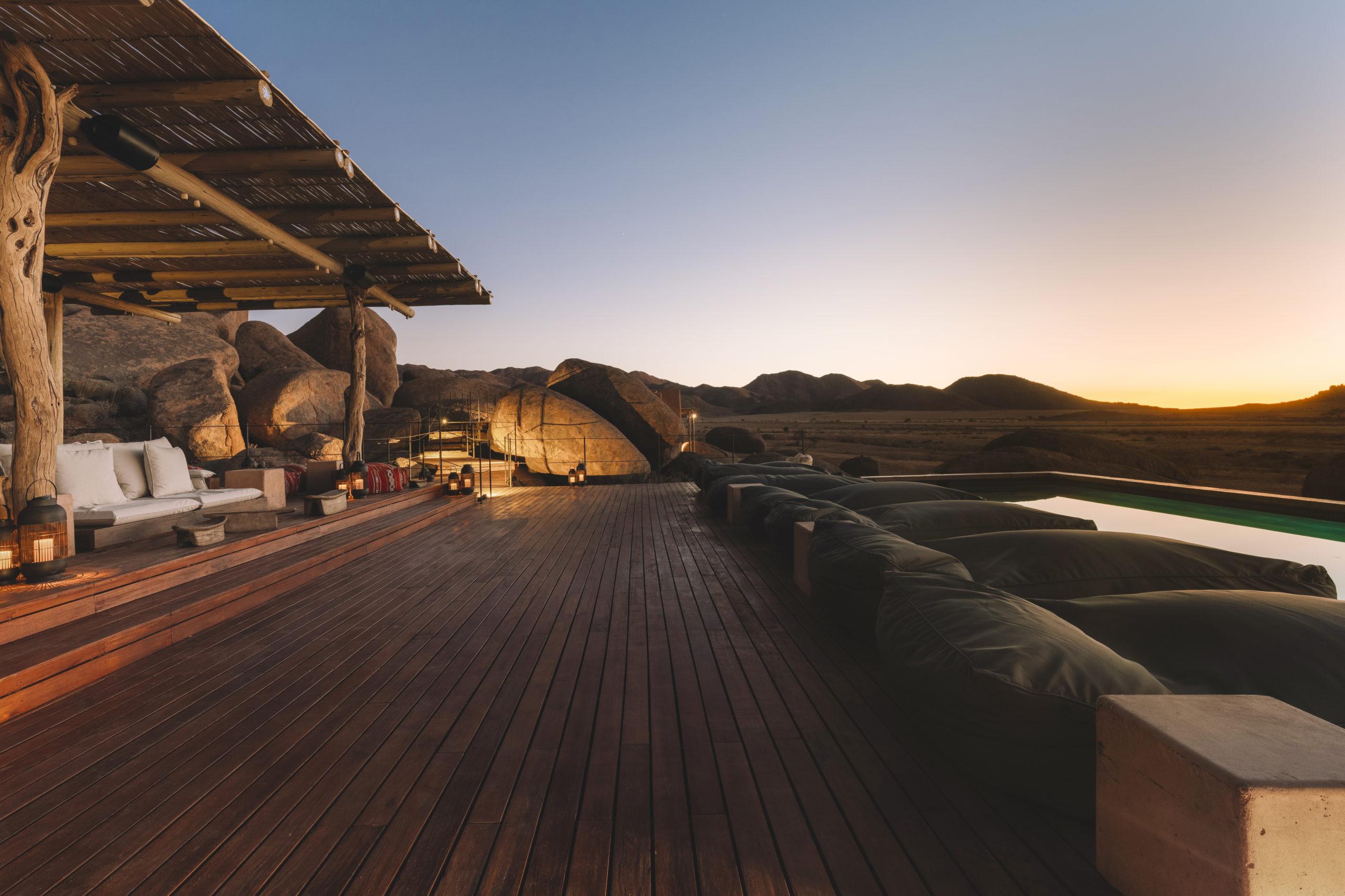 Terraza / Tibo Dhermy/Zannier Hotels
