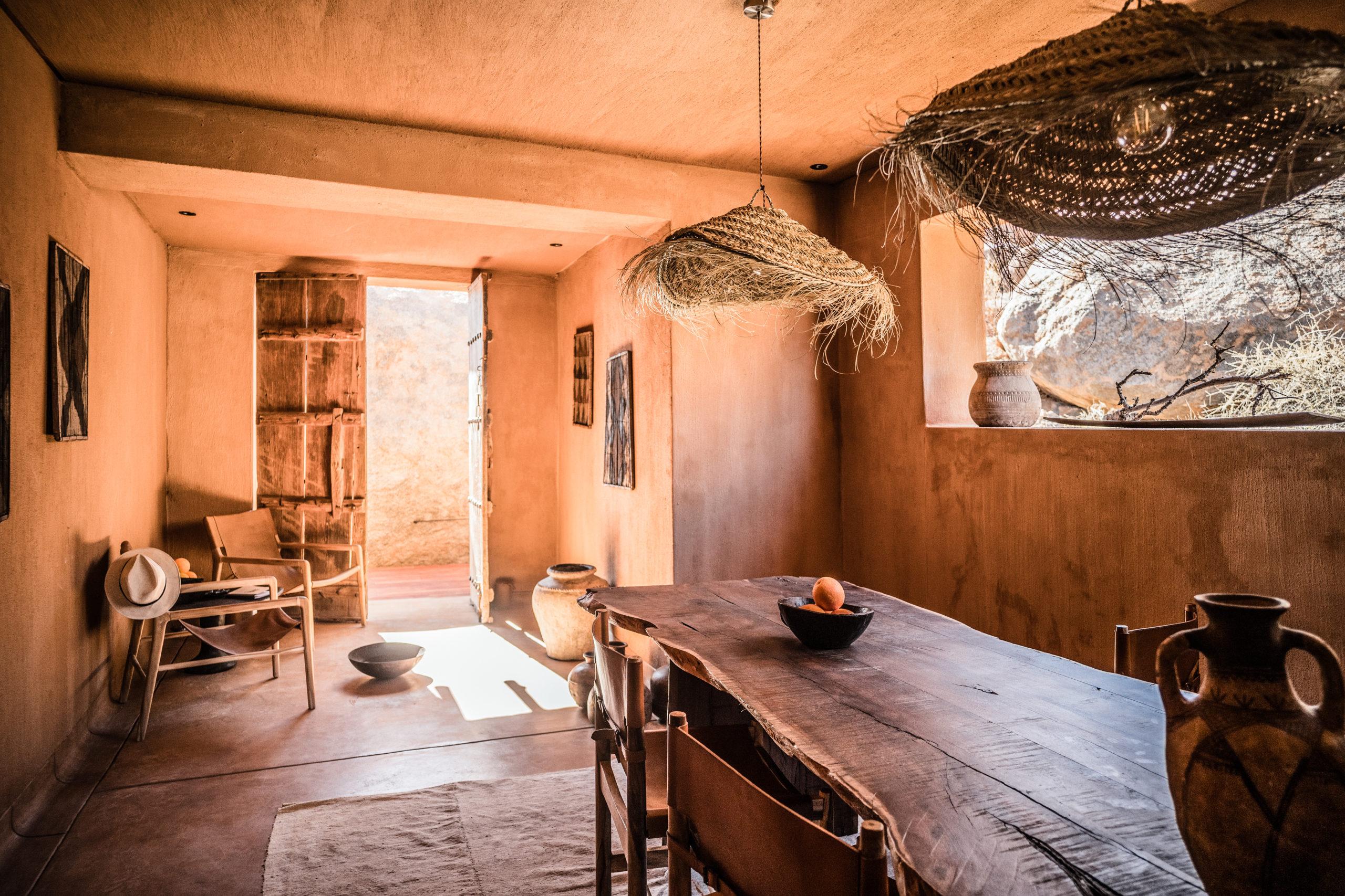 Entrada al spa / Tibo Dhermy/Zannier Hotels