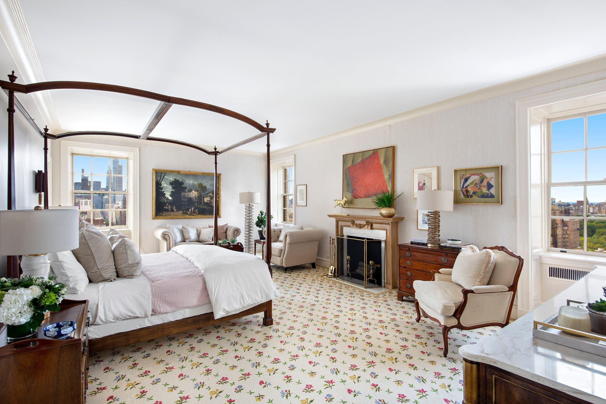 Dormitorio / Warburg Realty