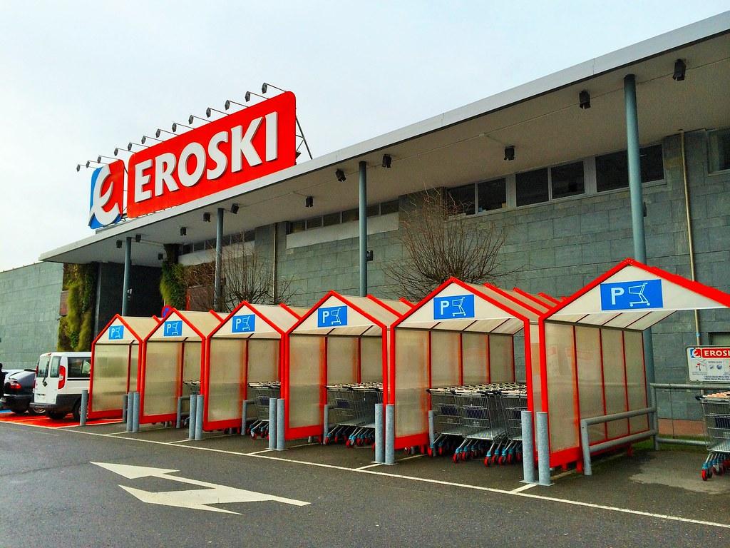 Supermercado Eroski / Flickr/Creative commons