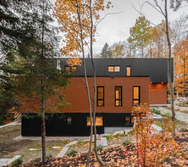 Los módulos de la vivienda / David Boyer/Figurr architects collective