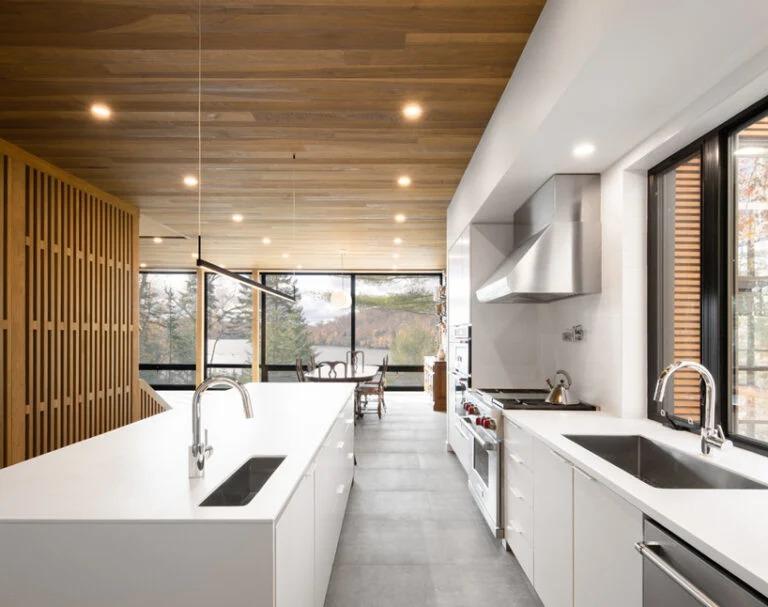 Cocina / David Boyer/Figurr architects collective