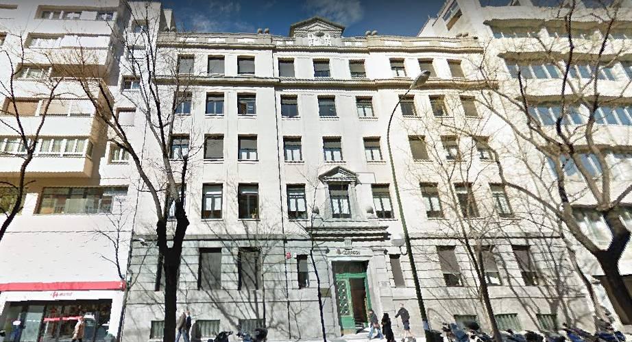 Imagen del nuevo edificio / Google Maps