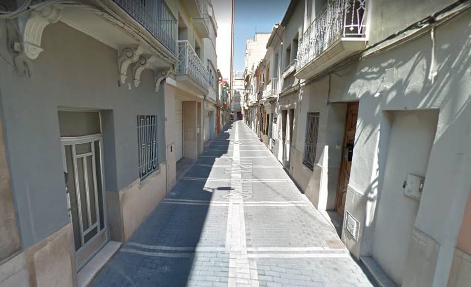 Calle Mari (Burriana) / Google Maps