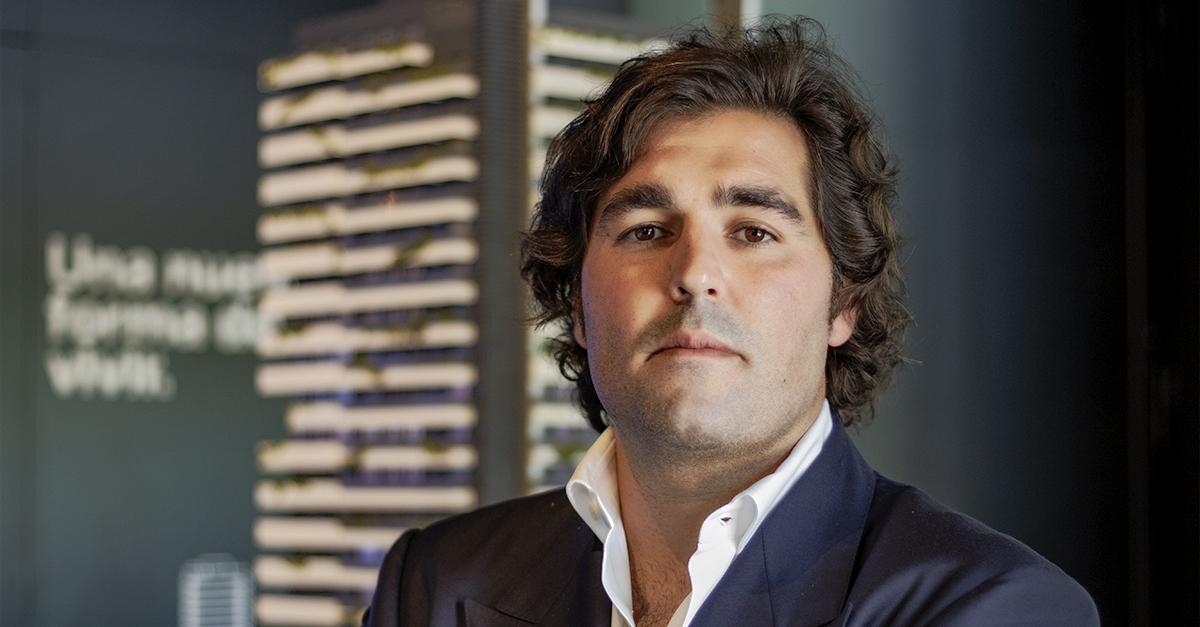 Joaquín Castellví, founding partner de Stoneweg España