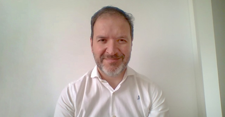 Mariano Fuentes, delegado de Desarrollo Urbano
