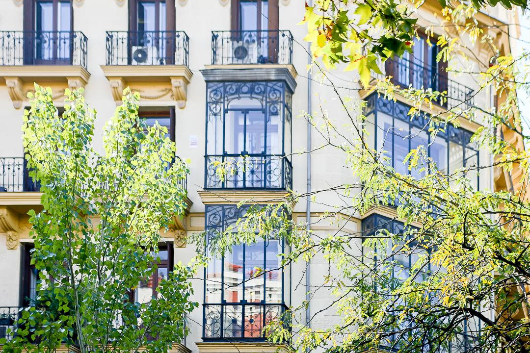 Edificio de Vitruvio en la calle Sagasta (Madrid) / Vitruvio