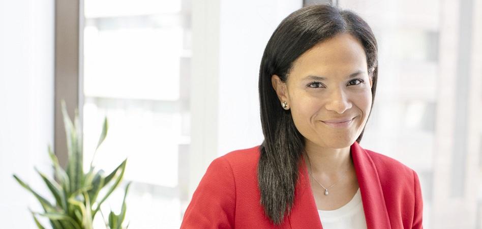 Sandra Daza, directora general de Gesvalt
