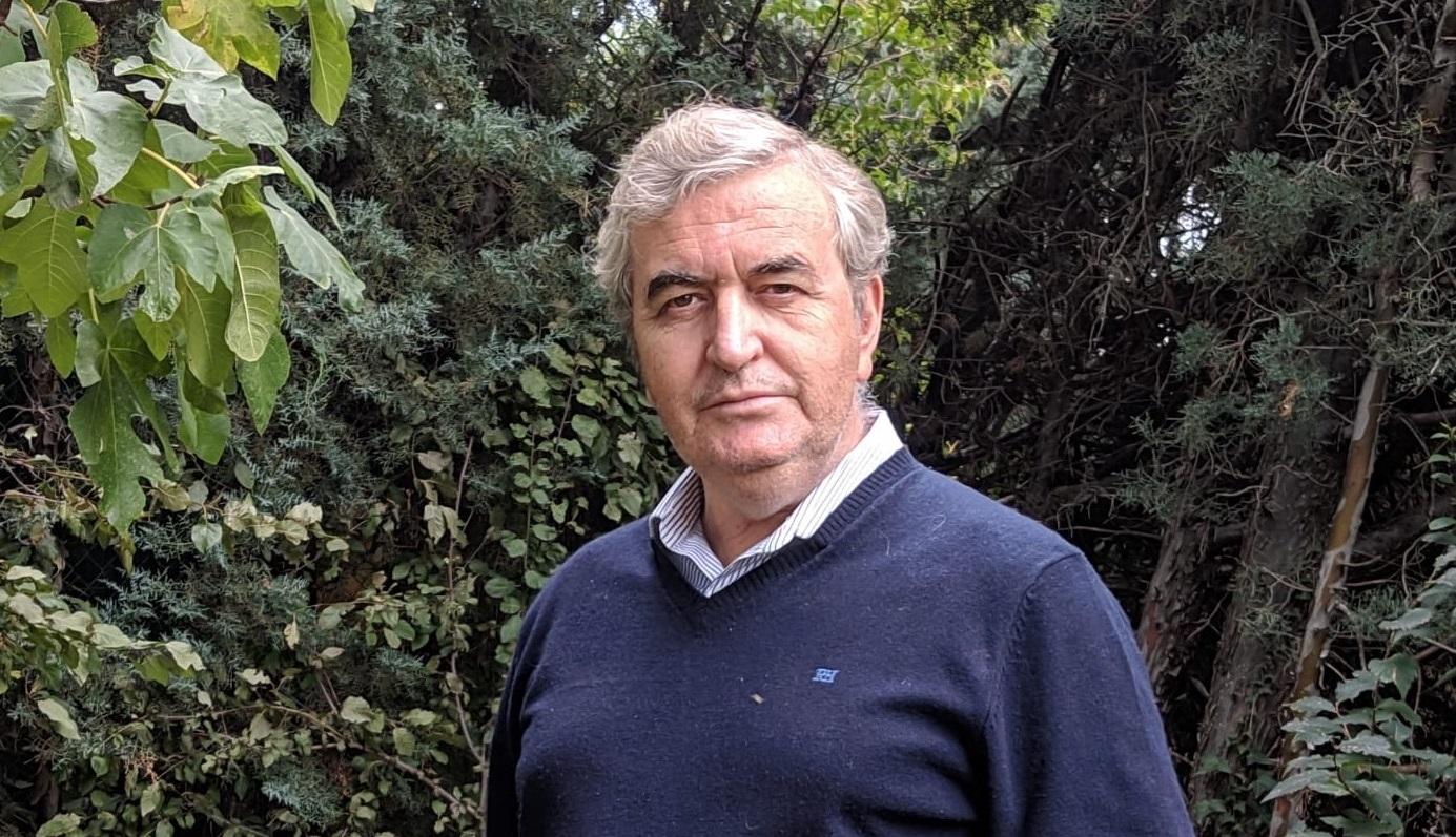 Sigfrido Herráez, candidato de Renovación COAM / Renovación COAM