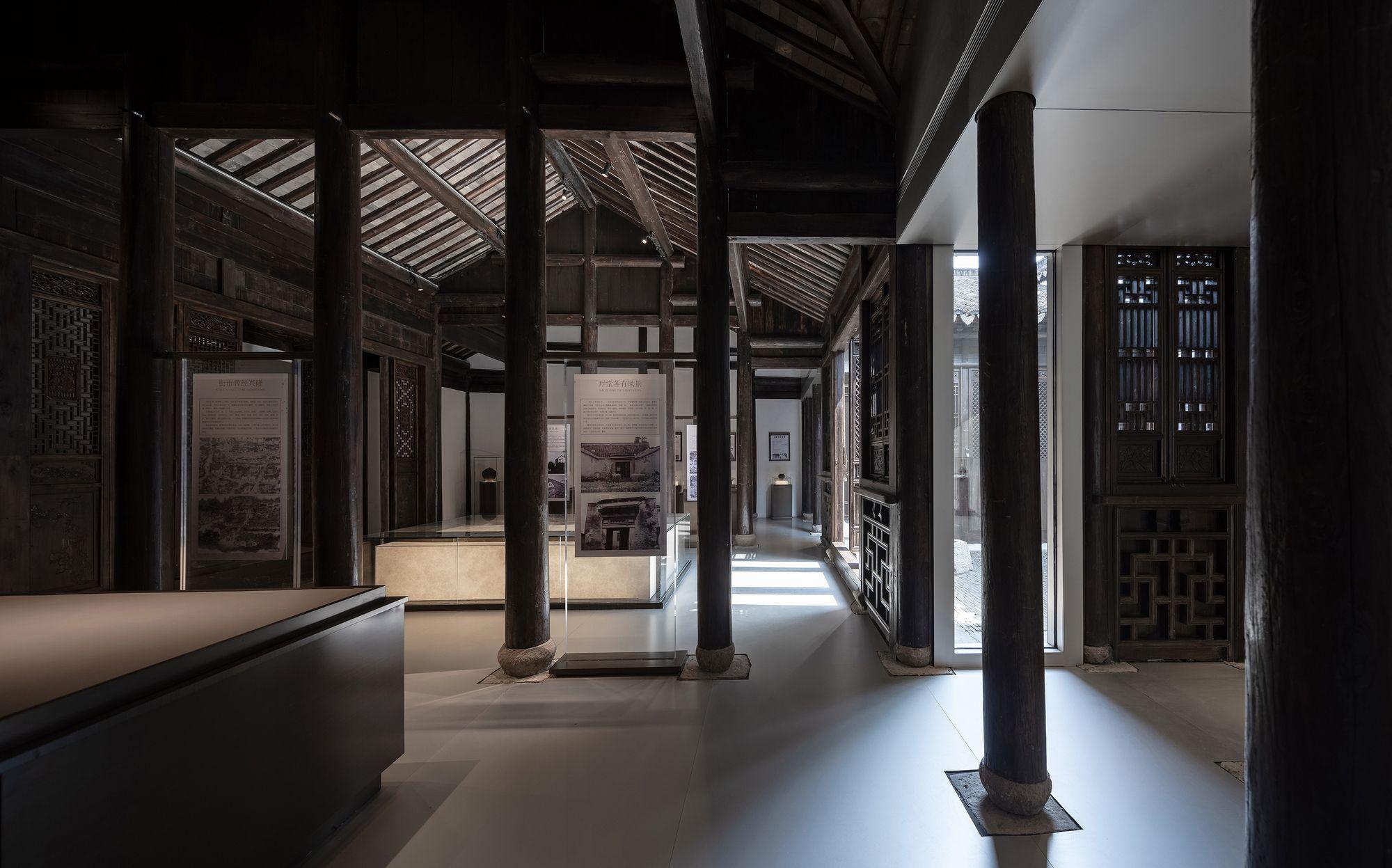 El museo está en Shangái