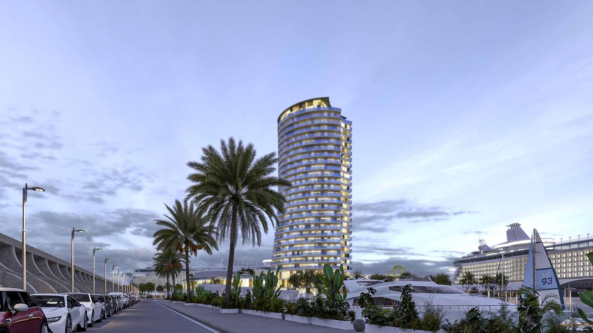Hotel Torre del Puerto