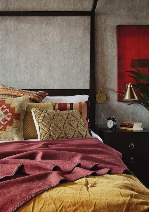 Serenidad en el dormitorio