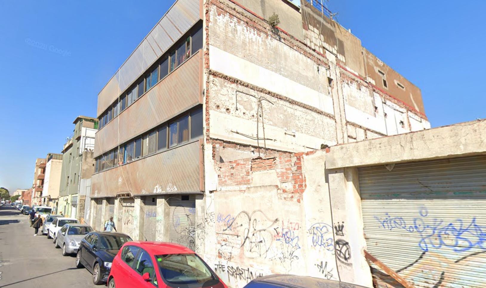 Fuente: Google Maps/ Calle Tortosa, Badalona