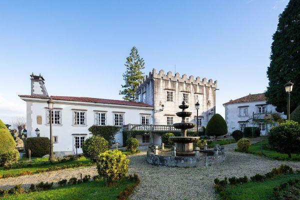 Este pazo del siglo XVIII está a la venta en idealista por 3,8 millones
