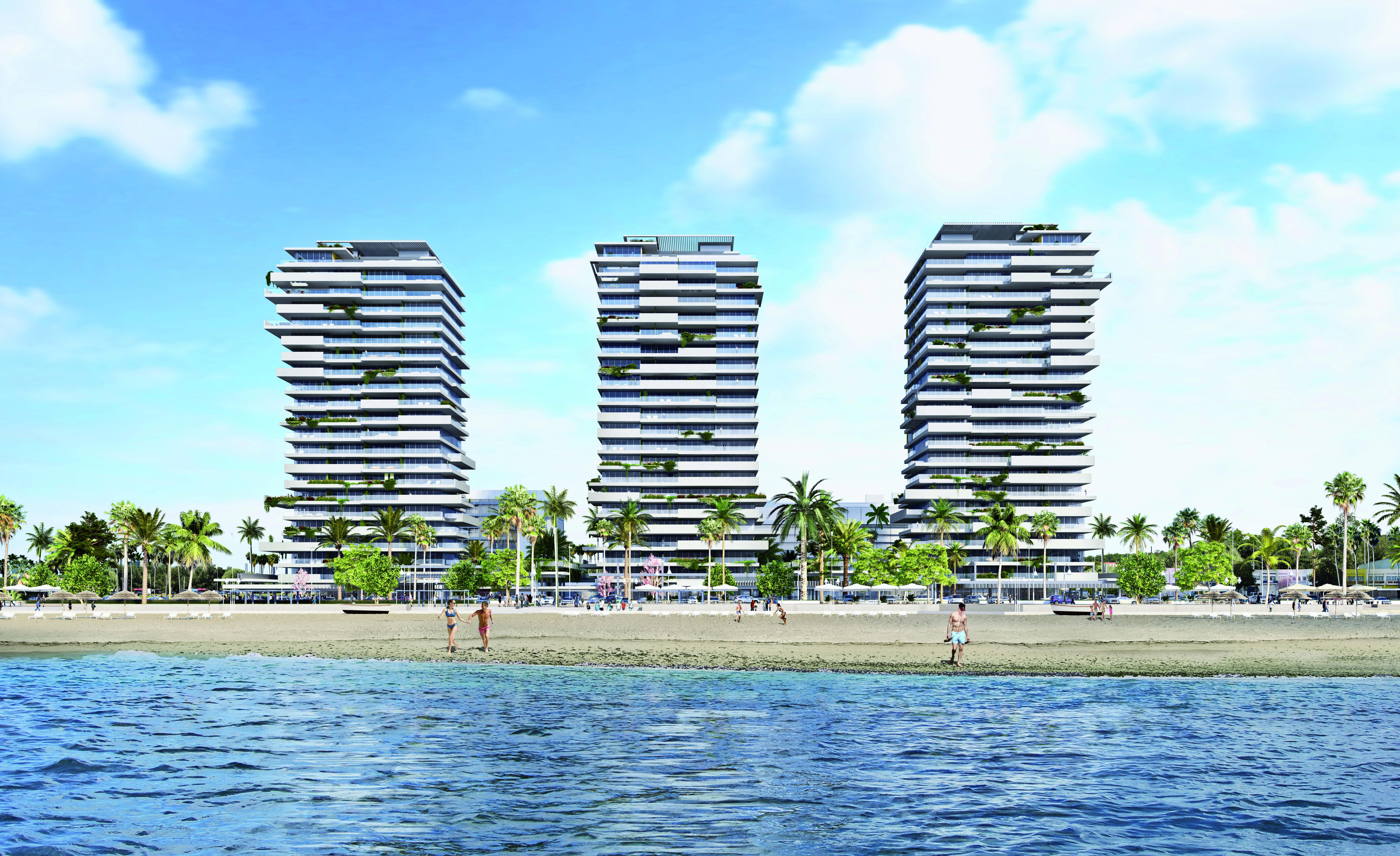 Complejo Málaga Towers