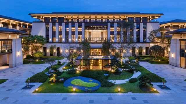 Hotel Gran Meliá Chengdu en China / NH
