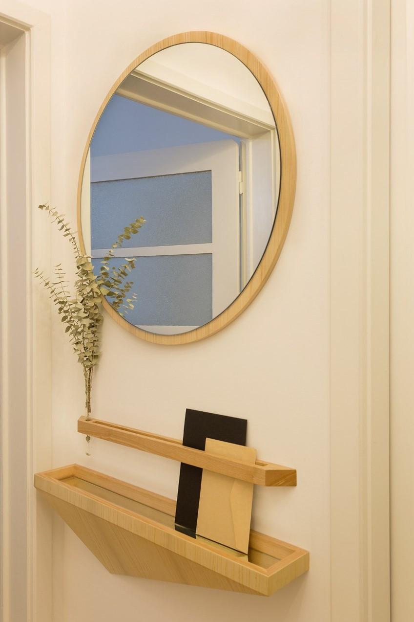 Uso de espejos