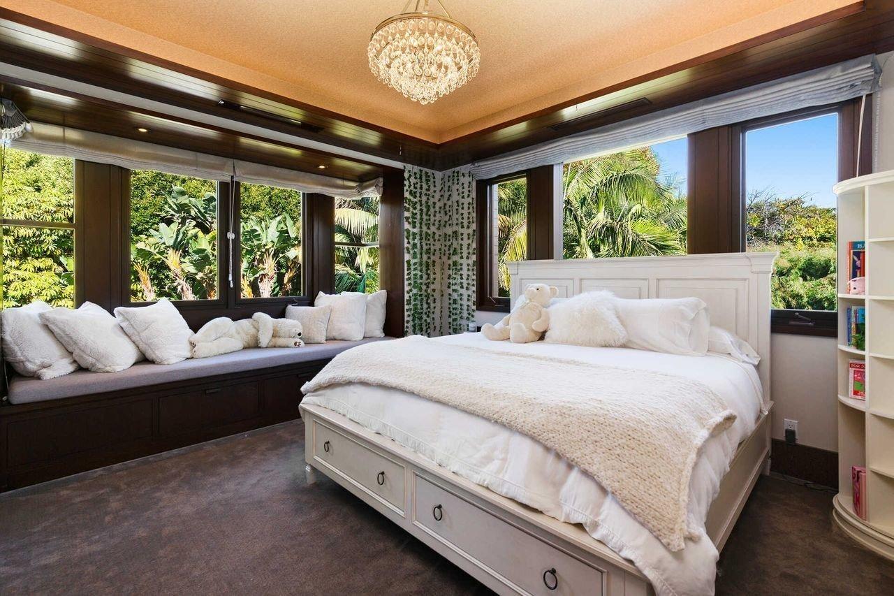 Dormitorio con vistas / Alexis Adams/The Agency