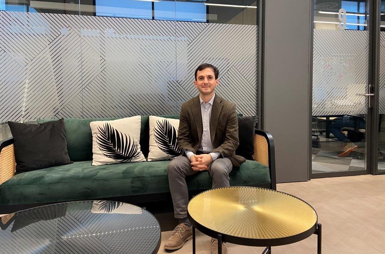 Nicolás Barilari, CEO de Finaer en España / Finaer