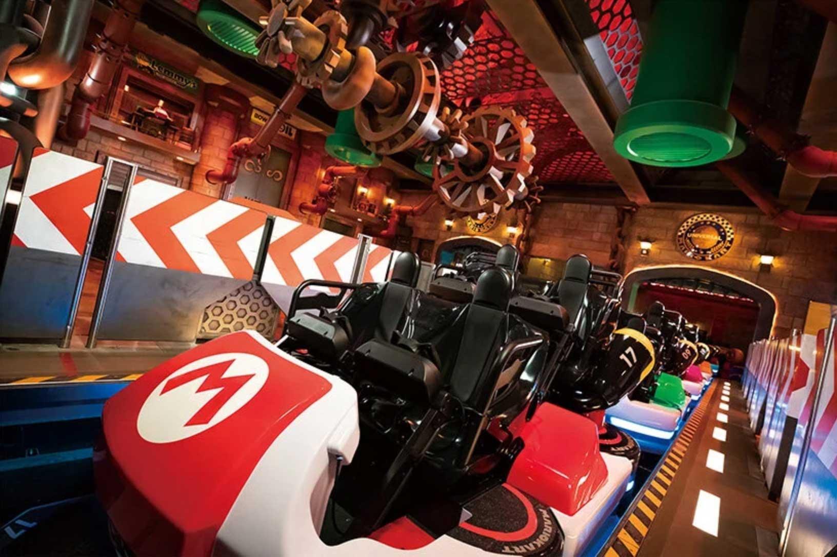 Universal Studio Japan/Super Nintendo World