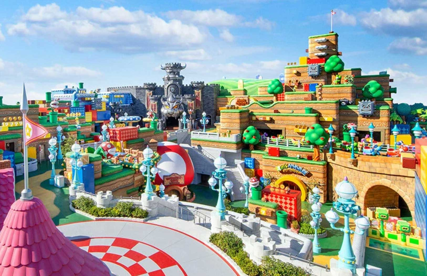 Universal Studio Japan/Super Nintendo World