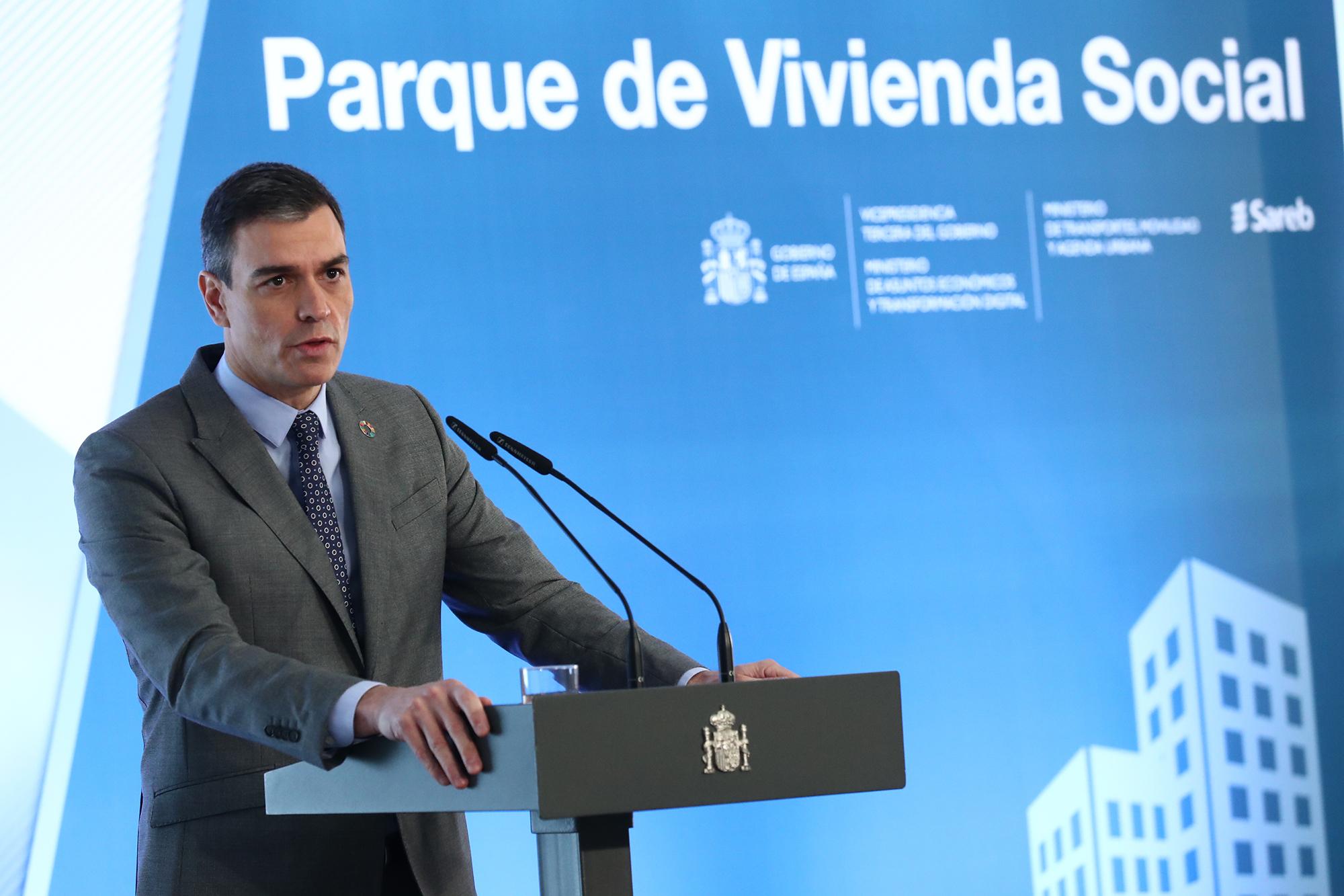 Moncloa/Fernando Calvo