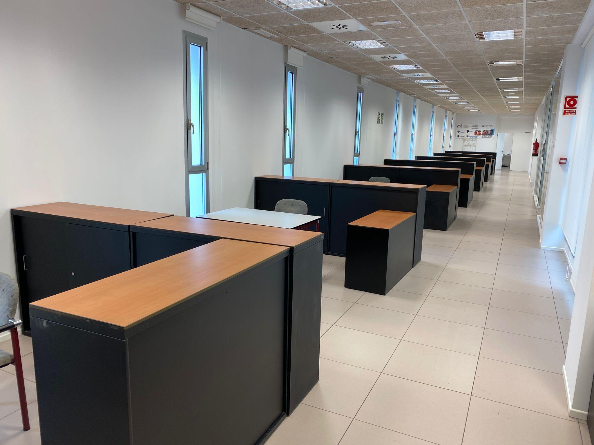 Oficina en desuso de Caixabank