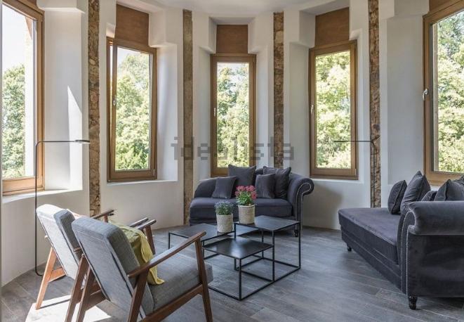 La propiedad tiene 1.500 m2