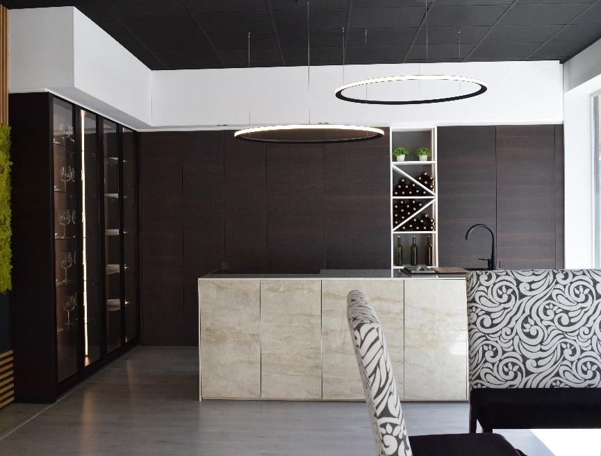 Simplicidad en el diseño del mobiliario