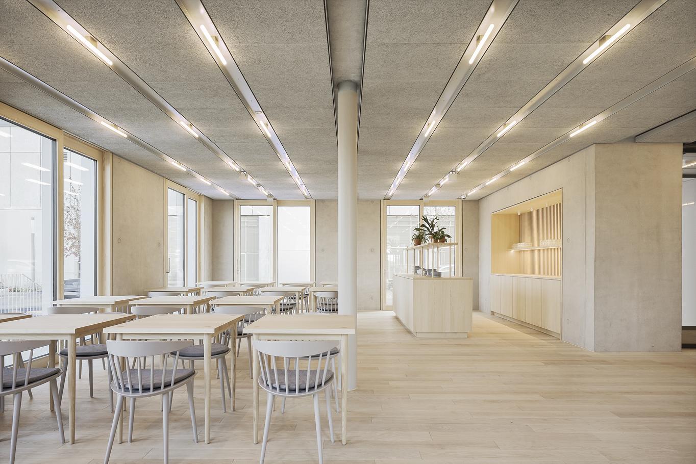 Un diseño del estudio de arquitectura alemán Von M