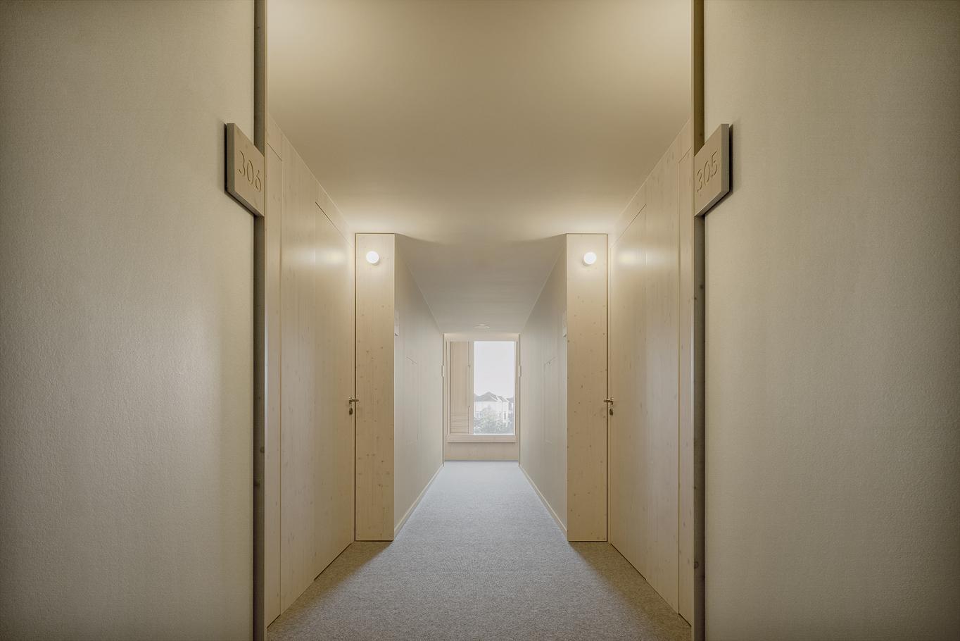 El hotel cuenta con 55 habitaciones
