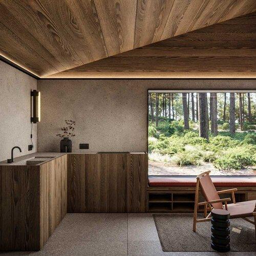 La madera, pieza clave en la decoración