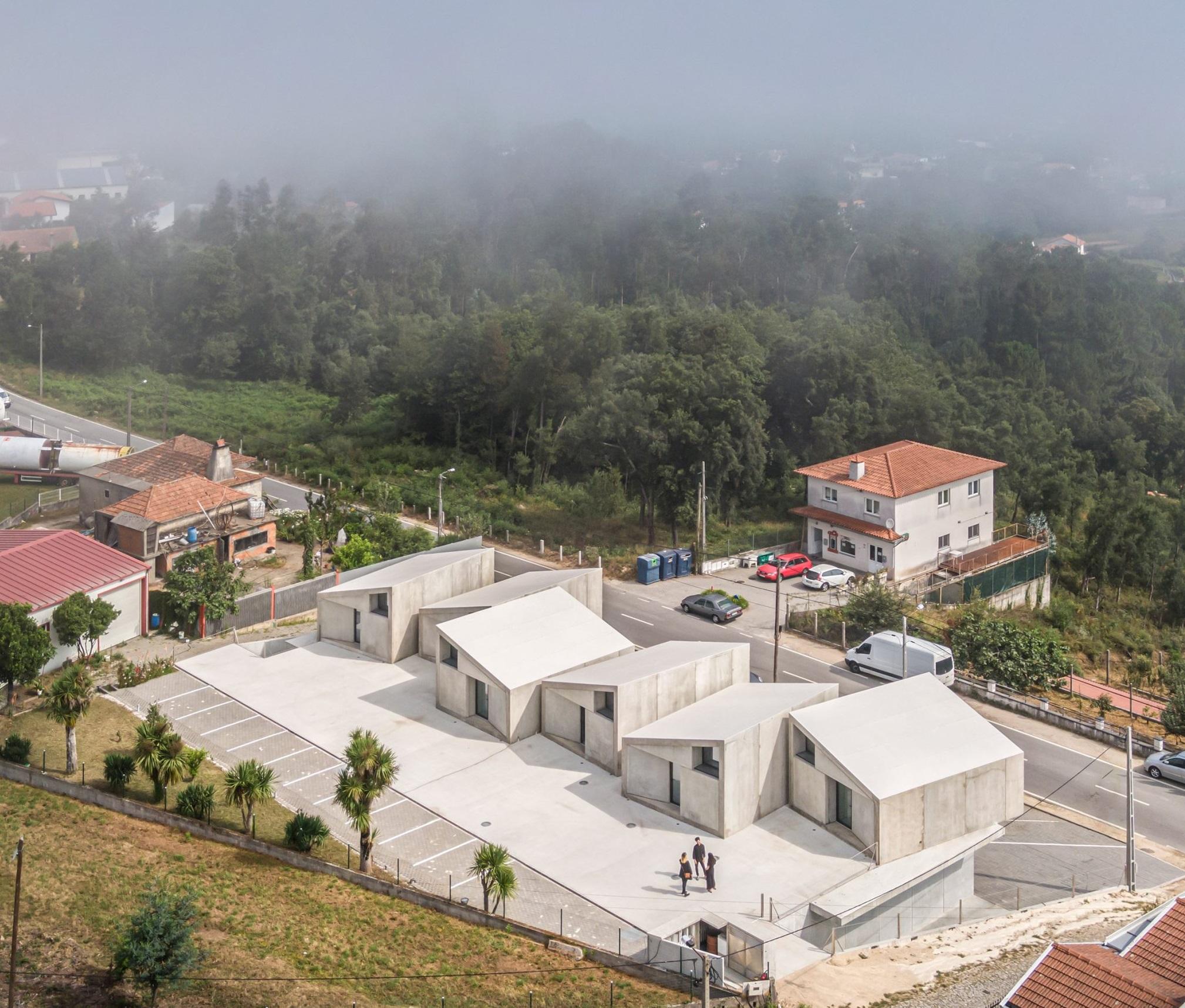 Está en Vale de Cambra, Oporto