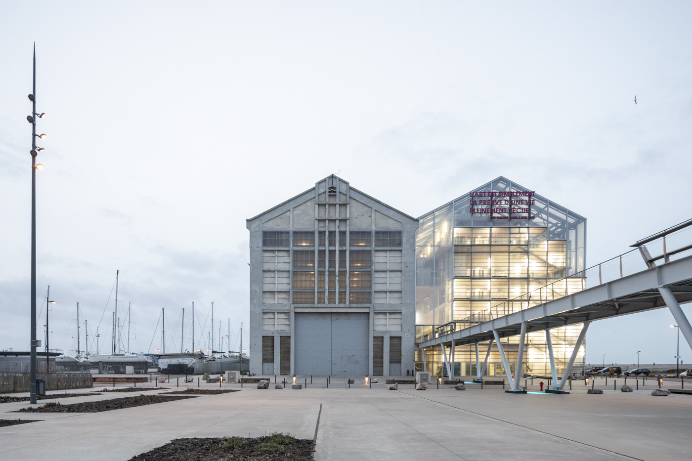 FRAC Dunkerque