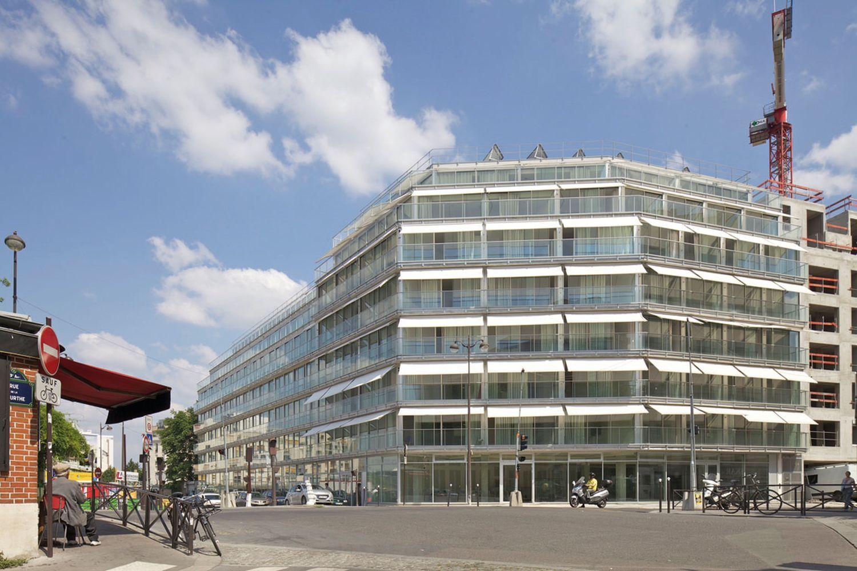 Ourcq Jaures Student & Social Housing