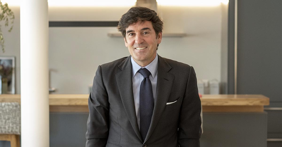 Enrique López Granados, CEO Caledonian