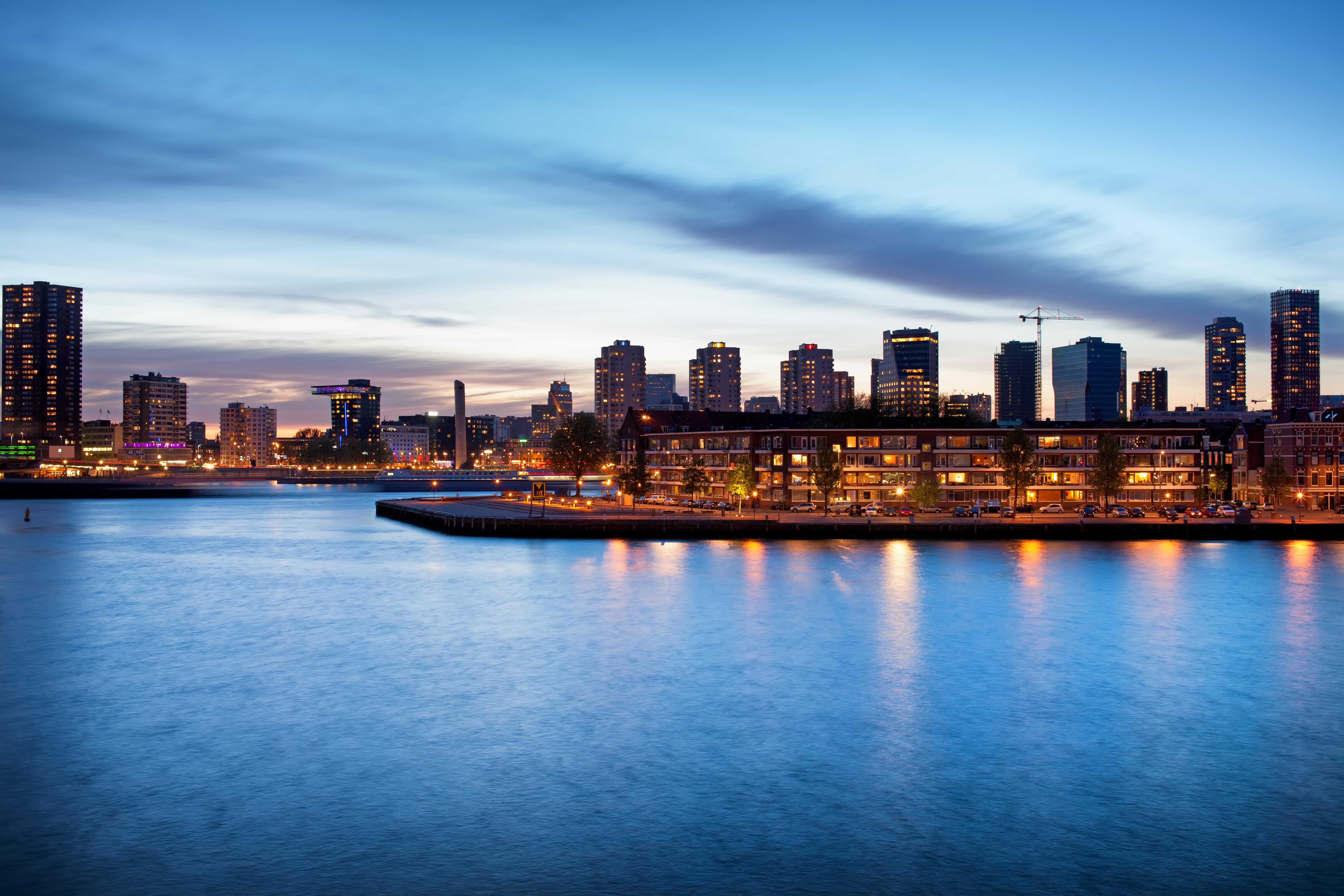Vista de Rotterdam / Gtres