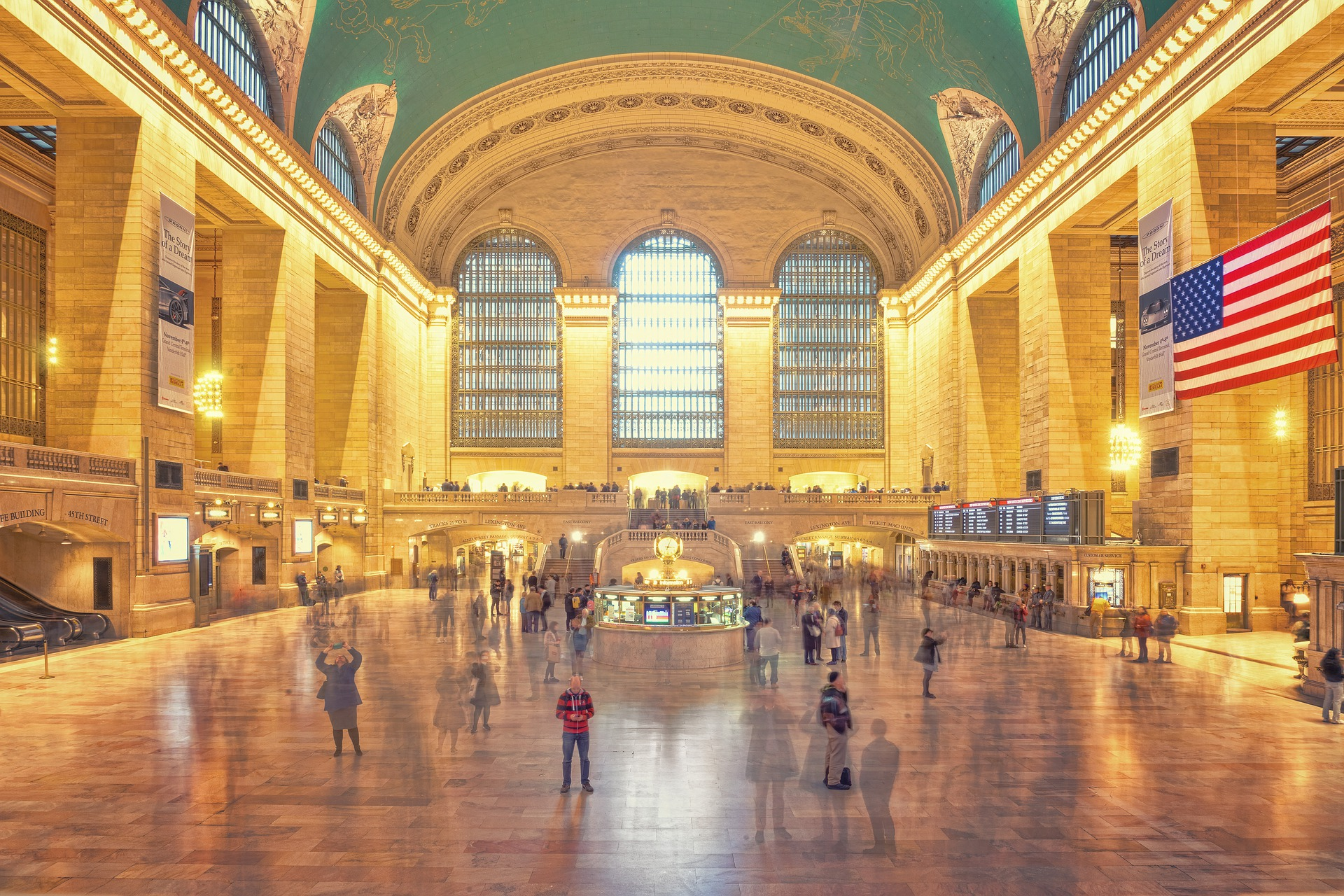 Grand Central Station / Pixabay