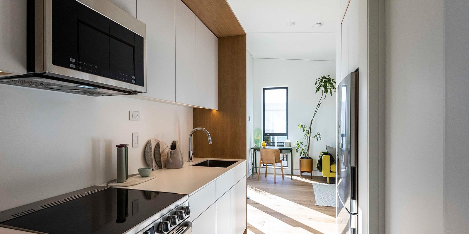 Una casa sostenible y eficiente