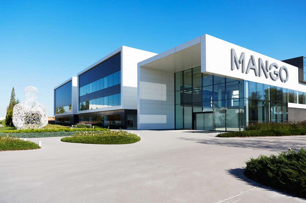 Nuevo edificio de Mango