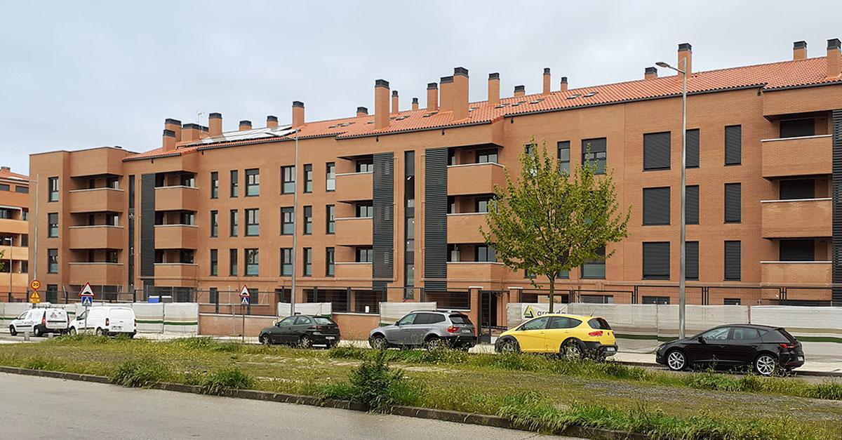 VPO situada en Navalcarnero, Madrid