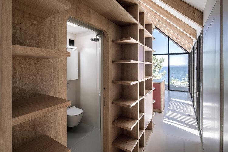 Un proyecto de Teke Architects, estudio afincado en Génova