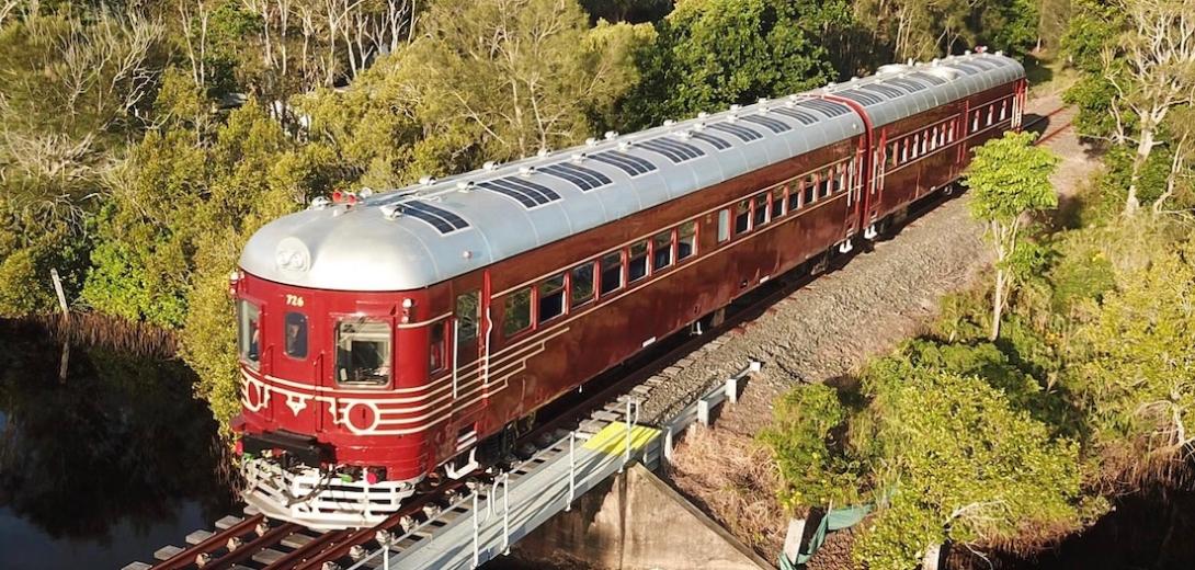 Byron Bay Train