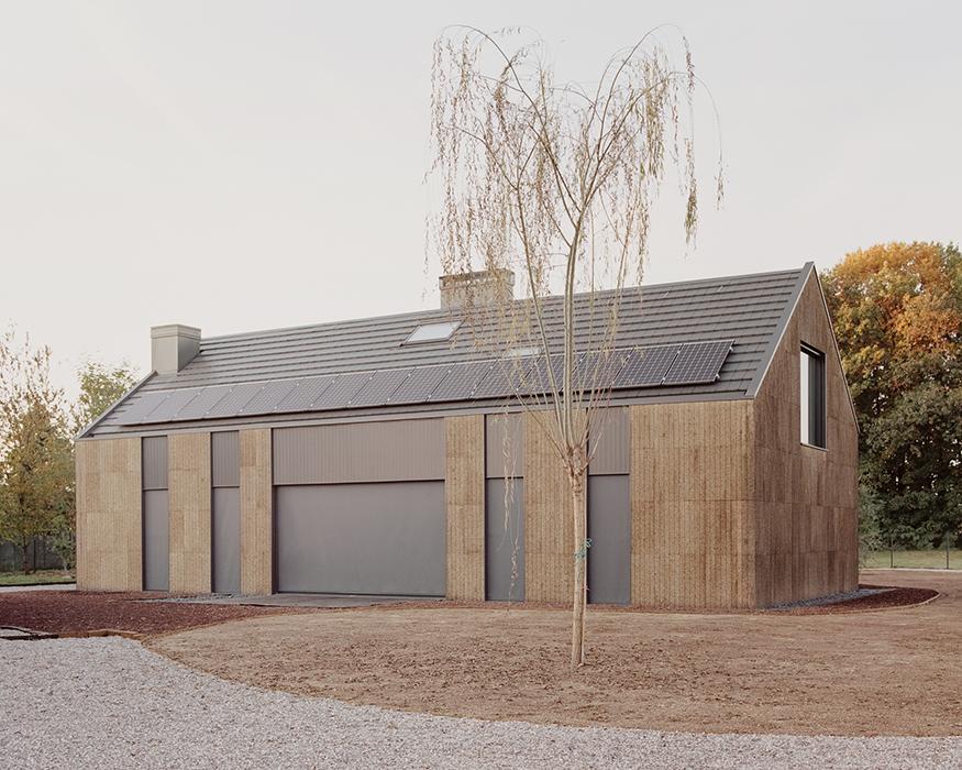La casa tiene 200 m2