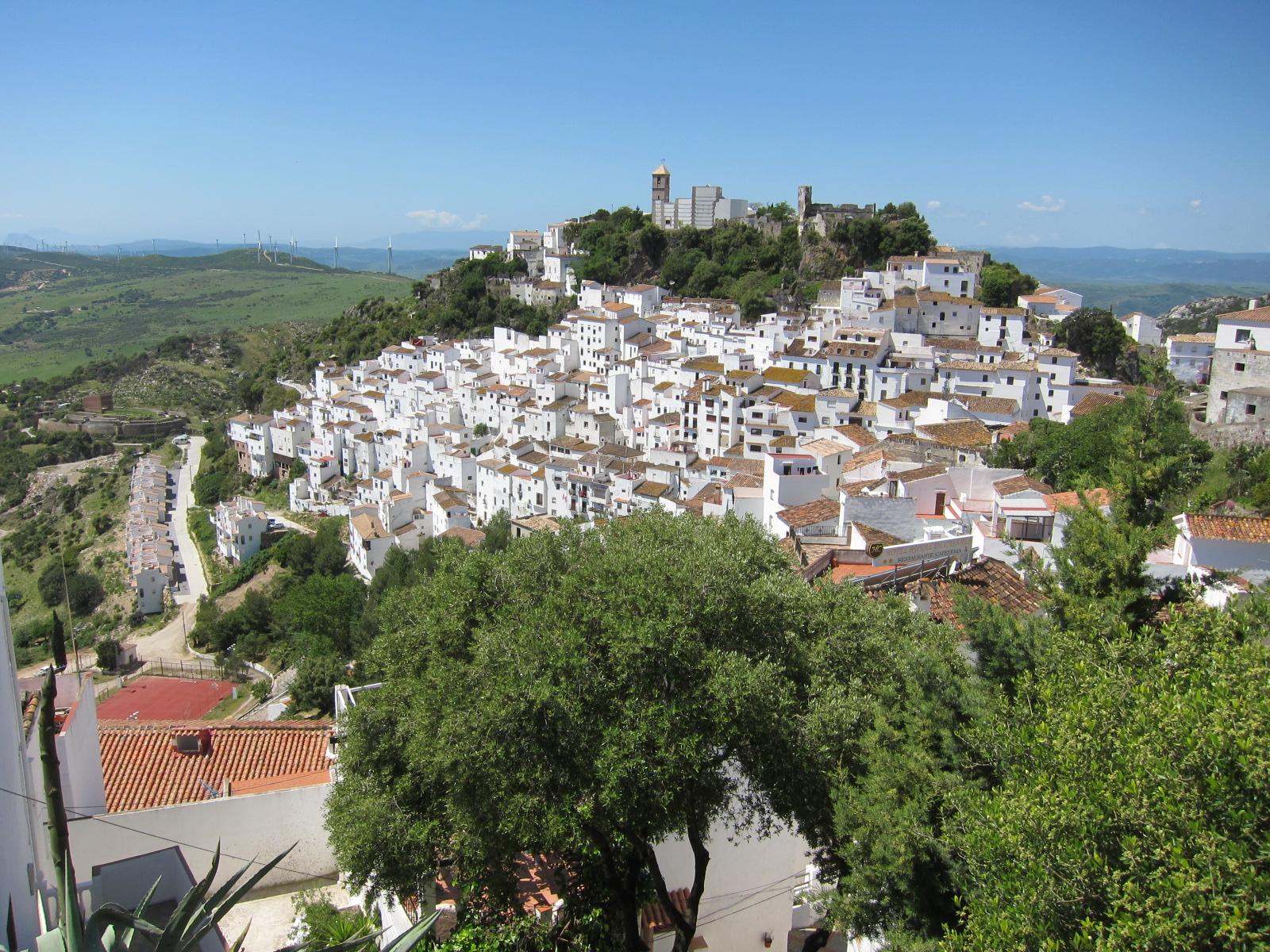 Casares, Málaga / Creative commons