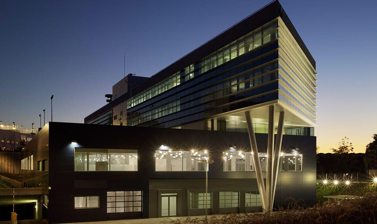 Edificio de Las Tablas