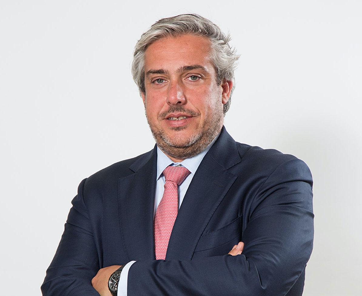 Hugo Vélez, director general de Hipogés en España, Portugal y Grecia