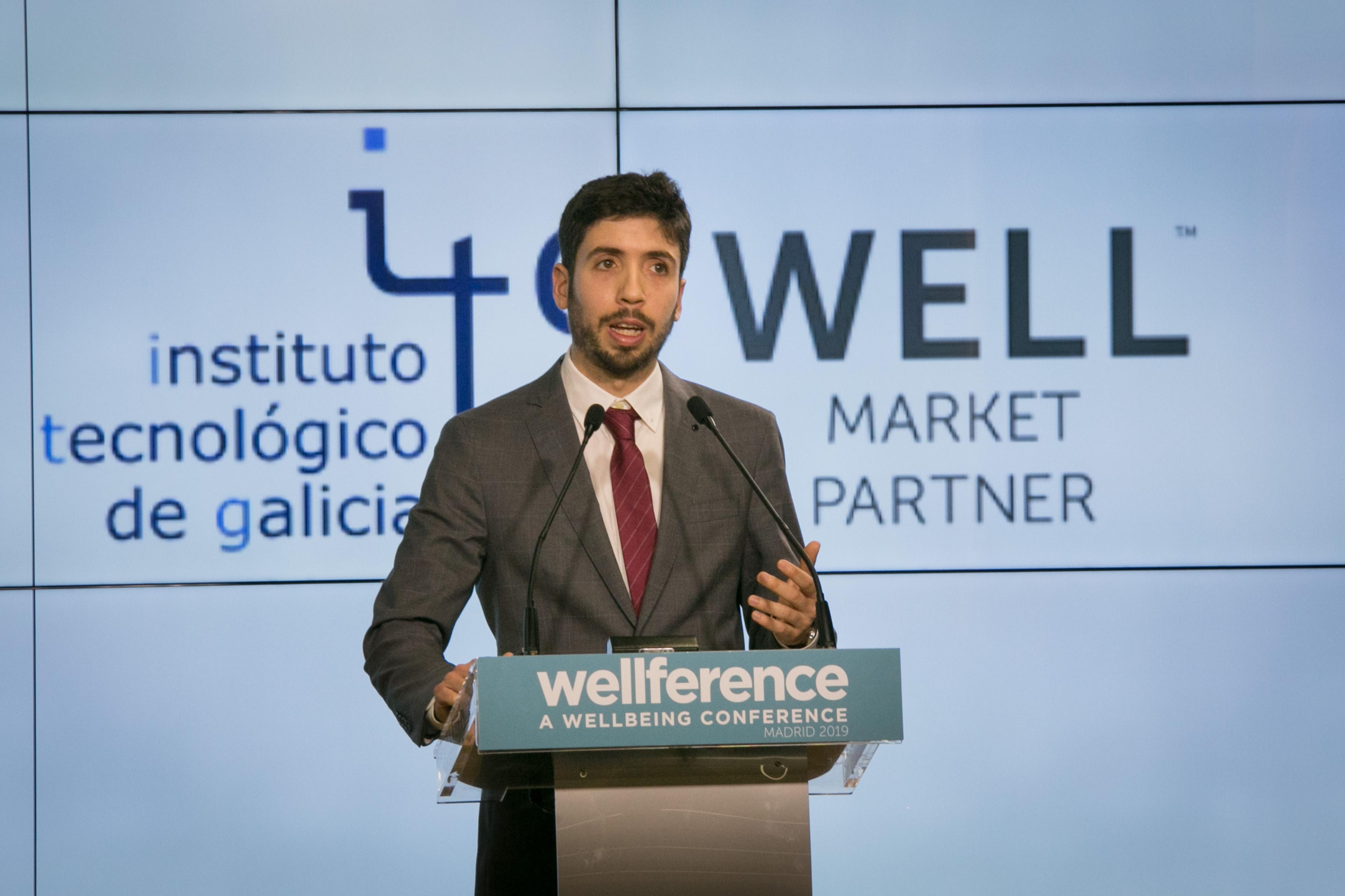 Bieito Silva, arquitecto y responsable de la certificación WELL