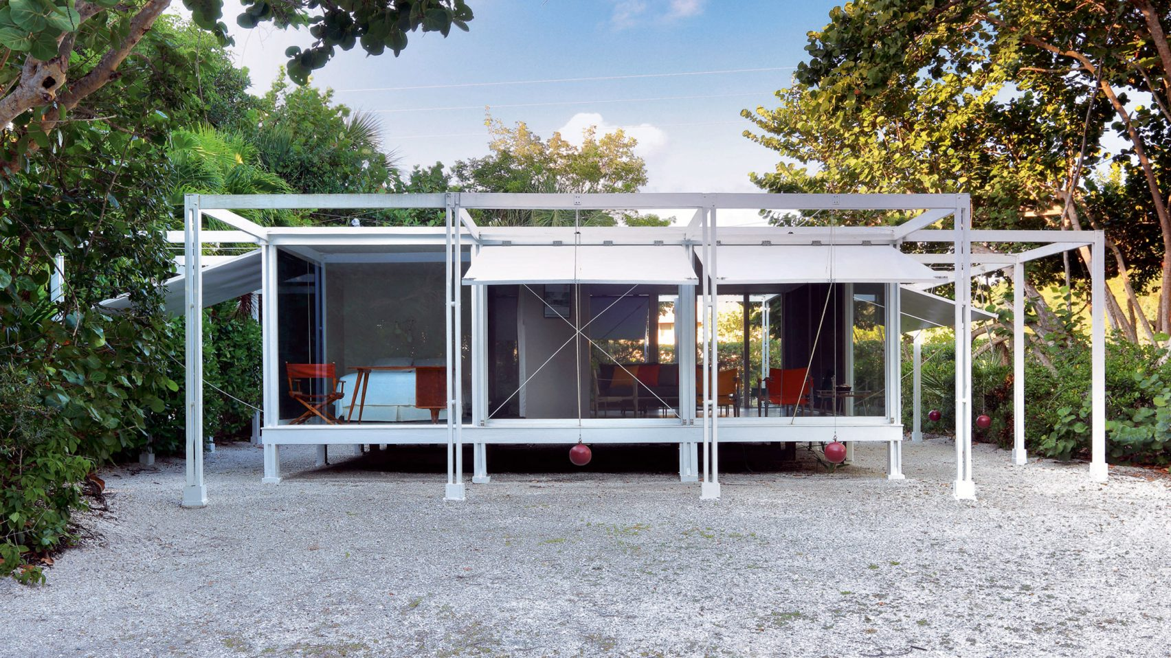Walker Guest House, Paul Rudolph  / Dezeen