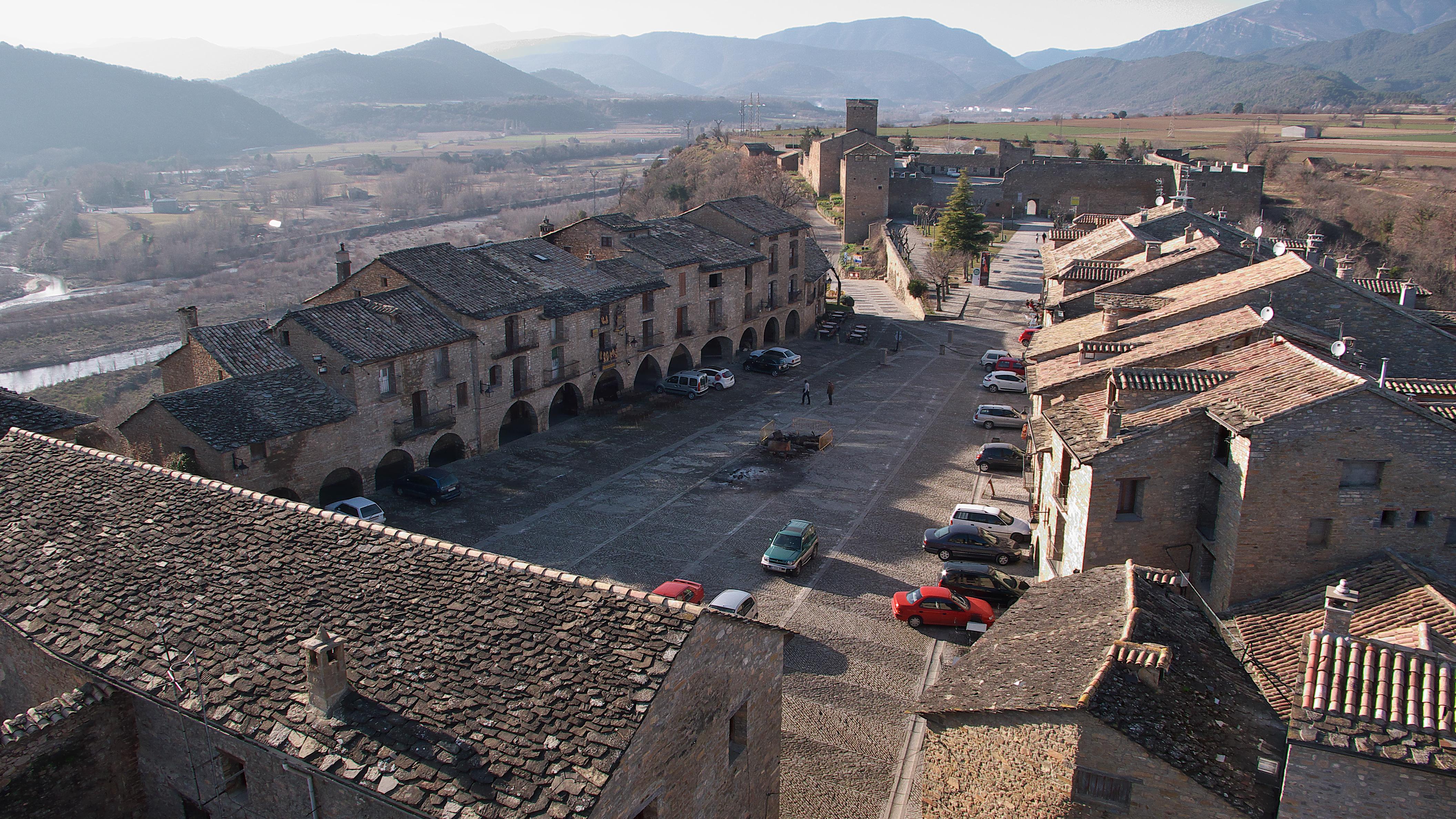 Aínsa, Huesca / Creative commons